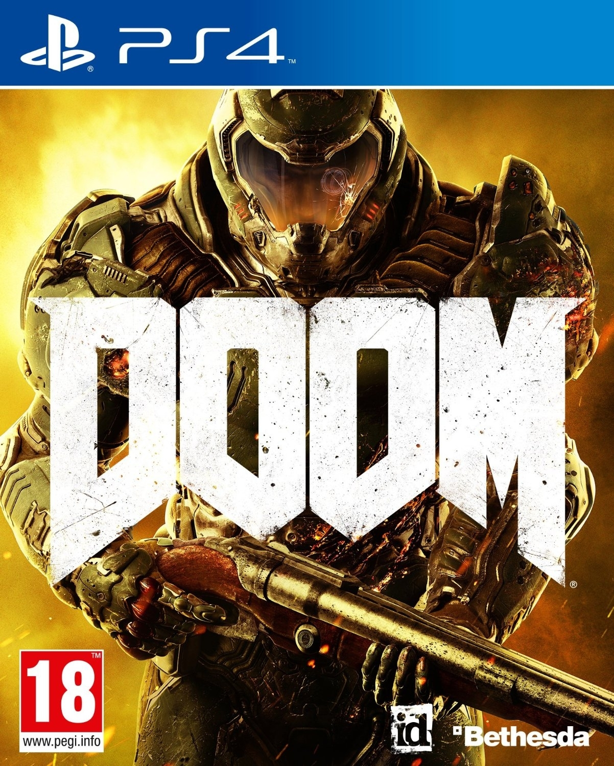 Doom PL (PS4)